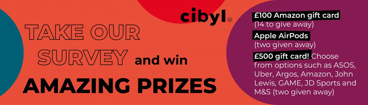 Email banner with Cibyl logo