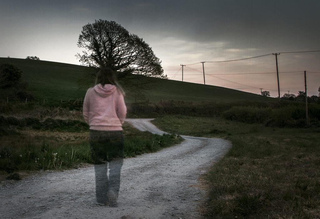 Credit: Daria Casement - a place I no longer walk
