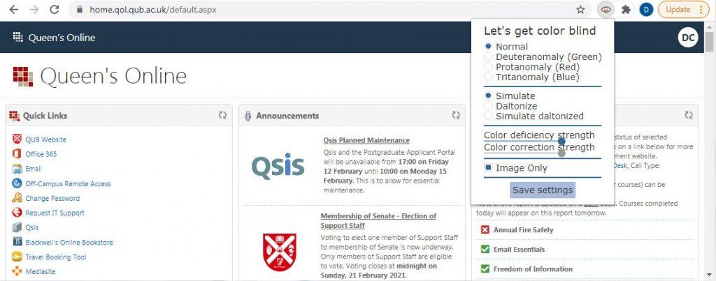 Queen's Online