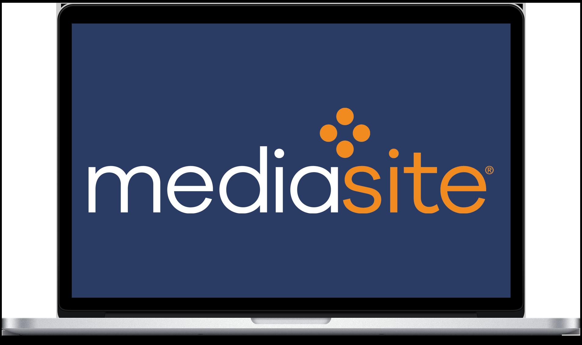 Mediasite laptop