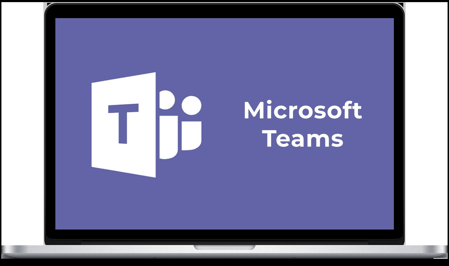 Teams laptop