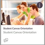 Link to Student Orientation Course