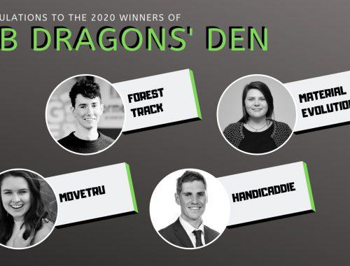 Dragons' Den Winners