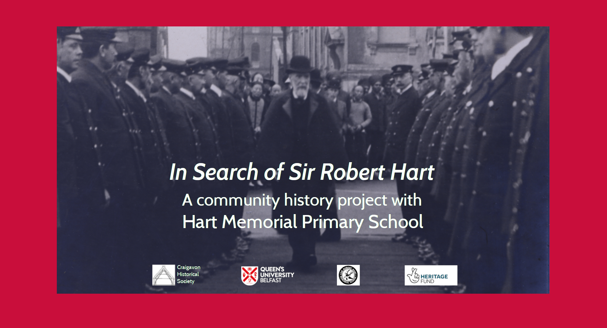In Search Of Sir Robert Hart
