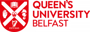 Queen's Red Logo - Landscape