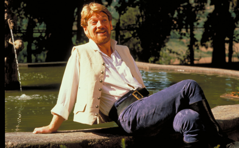 9. Kenneth Branagh in Much Ado About Nothing (1993). ©MGM and Park Circus